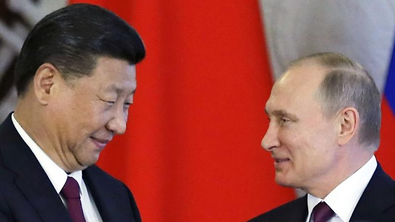 US tensions and trade expected to top agenda when Xi Jinping and Vladimir Putin meet