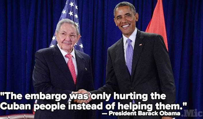 Everyone Should Be Paying Attention to What President Obama Just Said in Cuba