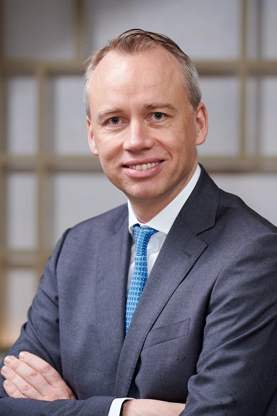 Alexander von zur Muehlen, Deutsche Bank's Asia-Pacific CEO, was one of the key architect's of the lender's massive restructuring in 2019. Photo: Handout