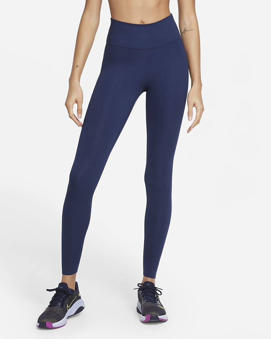 One Luxe Mid-Rise Leggings