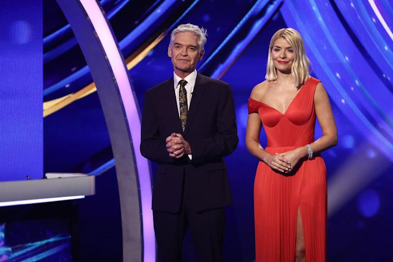 Phillip Schofield and Holly Willoughby (Photo: Matt Frost/ITV/Shutterstock)