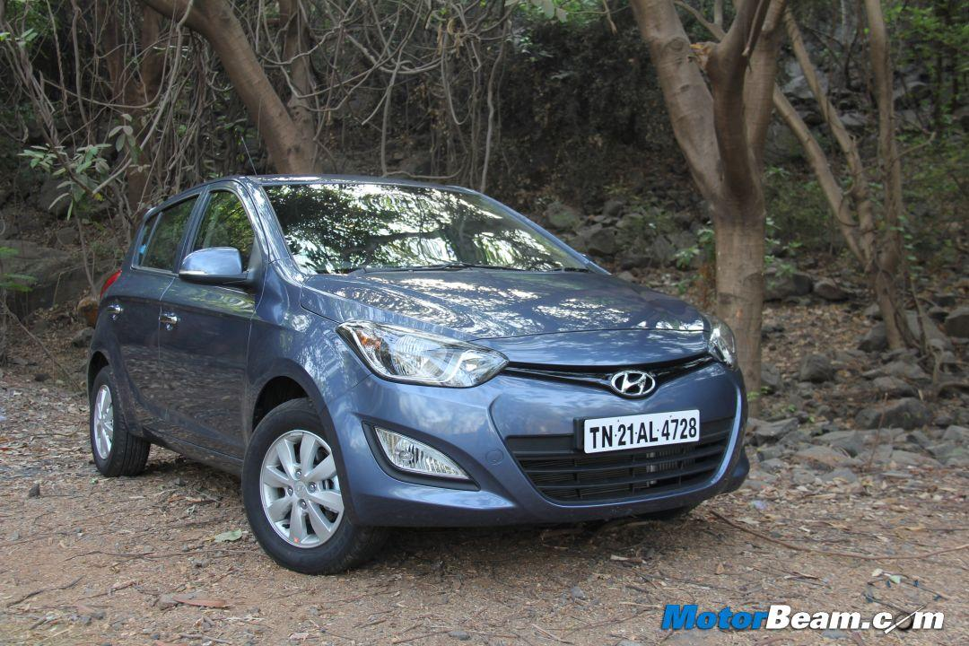 One of the most powerful diesel hatchbacks around, the i20's CRDi motor produces 90 BHP and 226 Nm. The engine is extremely refined and rev happy too.