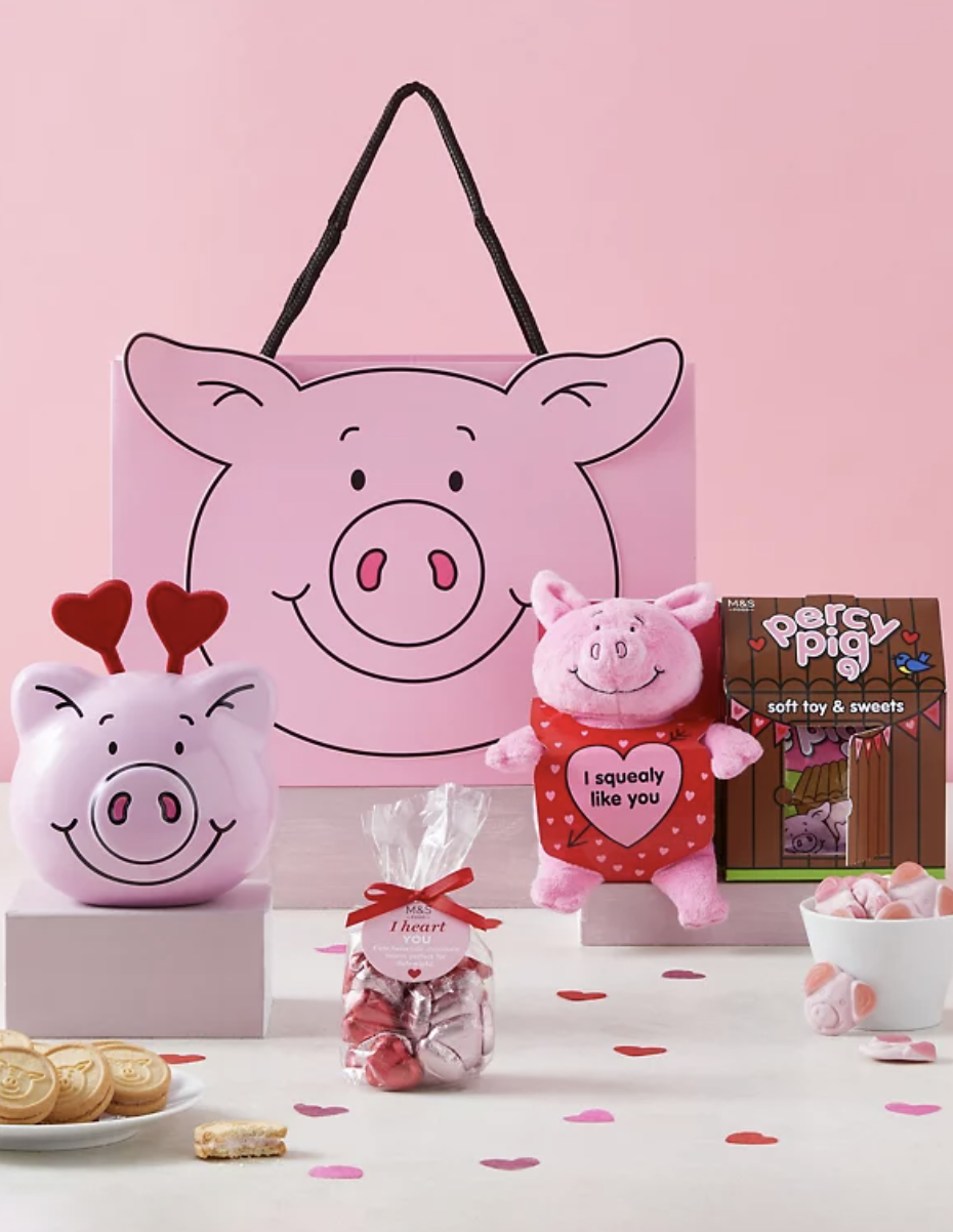 All The Percy Love Gift Bag. (Marks & Spencer)