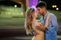 """<p>Falling in love while dancing is a time-honored trope because it's just so much fun! In this modern dance comedy starring <a class=""""link rapid-noclick-resp"""" href=""""https://www.popsugar.co.uk/Jordan-Fisher"""" rel=""""nofollow noopener"""" target=""""_blank"""" data-ylk=""""slk:Jordan Fisher"""">Jordan Fisher</a> and Sabrina Carpenter, an overachieving high school senior starts a dance troupe to pad out her résumé for college. Along the way, she discovers a real talent and love for dance, plus a sparking connection with a young choreographer. </p> <p>Watch <a href=""""http://www.netflix.com/title/81132038"""" class=""""link rapid-noclick-resp"""" rel=""""nofollow noopener"""" target=""""_blank"""" data-ylk=""""slk:Work It""""><strong>Work It</strong></a> on Netflix now.</p>"""