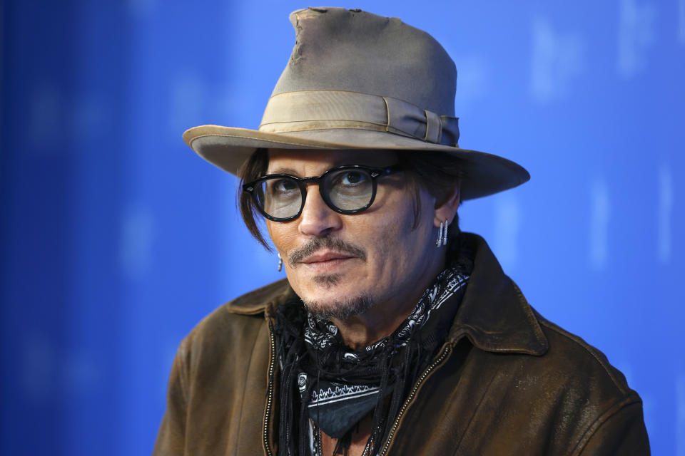 Johnny Depp (Photo by Franziska Krug/Getty Images)