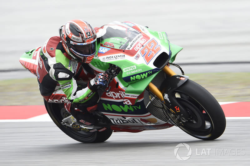"2017: Sam Lowes (Aprilia RS-GP)<span class=""copyright"">Gold and Goose / Motorsport Images</span>"