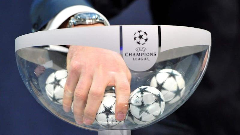 Champions League draw: Messi and Ronaldo to face each other