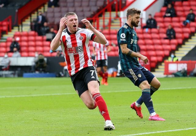 Sheffield United v Leeds United – Premier League – Bramall Lane