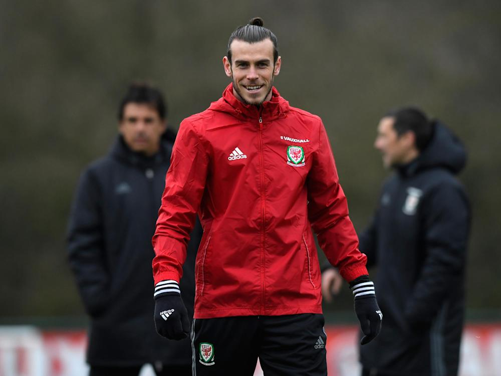 Irish legend John Giles said Bale was not yet great: Getty