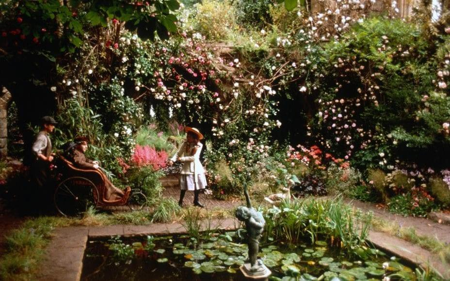 In bloom: the 1993 version of Mary's garden