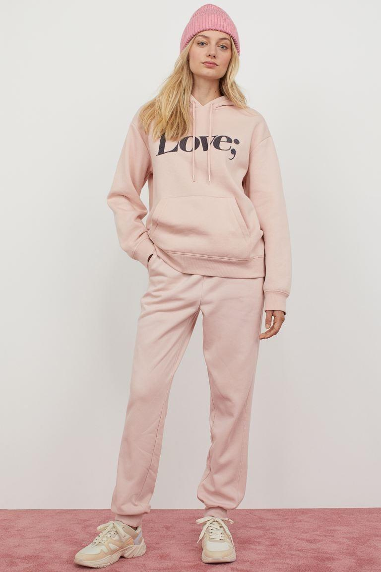 <p>Stay cozy in these <span>H&M Joggers</span> ($25).</p>