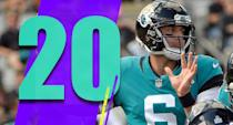 <p>Will the Jaguars rally in London against the Eagles to save their season, or entirely giving up on each other? No idea what will happen. (Cody Kessler) </p>