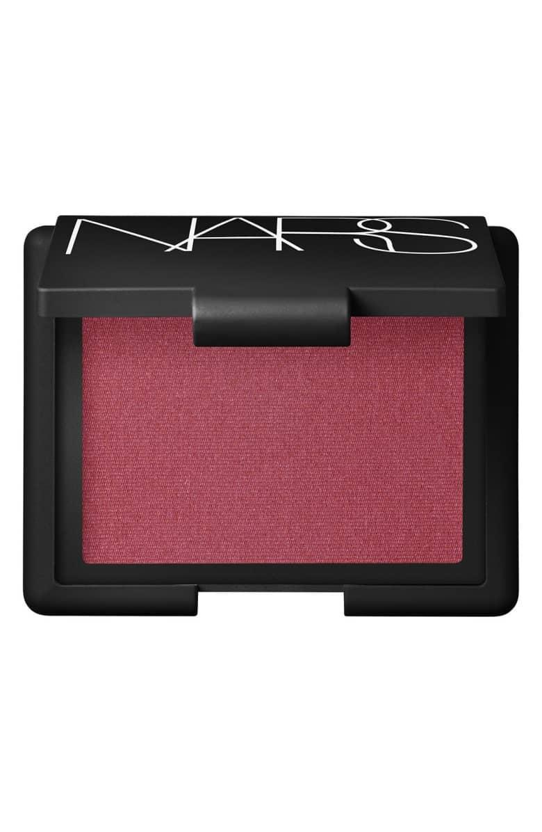 """<p><strong> The Product:</strong> <span>NARS Blush</span> ($30)</p> <p><strong> The Rating: </strong> 4.7 stars, over 700 reviews </p> <p><strong> Why Customers Love It: </strong> Add a little shine to your daily look with this popular blush. This customer loves its fun but subtle shimmer. """"It brightens up your complexion and gives you a wonderful glow to your skin without being too much.""""</p>"""