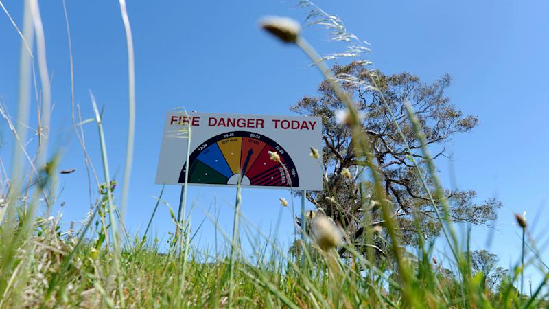Total Fire Ban for northern Tasmania