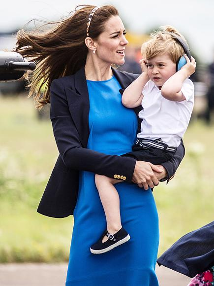 Did Princess Kate Commit A Style No No With This Retro Hair Trend