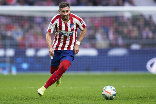 Héctor Herrera. (Photo by Quality Sport Images/Getty Images)