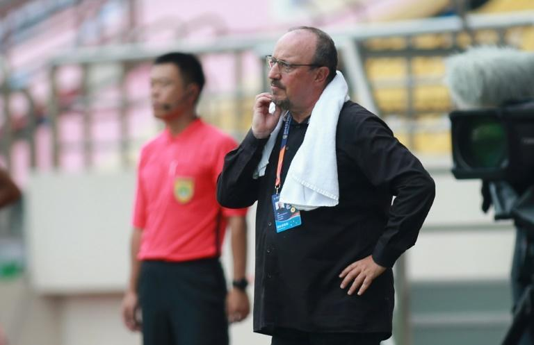 Rafael Benitez, who took Liverpool to Champions League glory, avoided relegation from the Chinese Super League despite winning just three times in 16 games this season