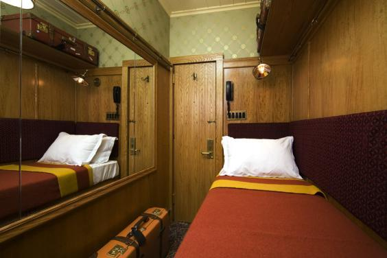 A Cabin Room at The Jane (The Jane)