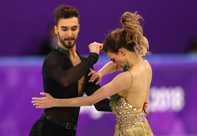 Who Is Gabriella Papadakis? Figure Skater Suffers Wardrobe Malfunction During Olympics Routine