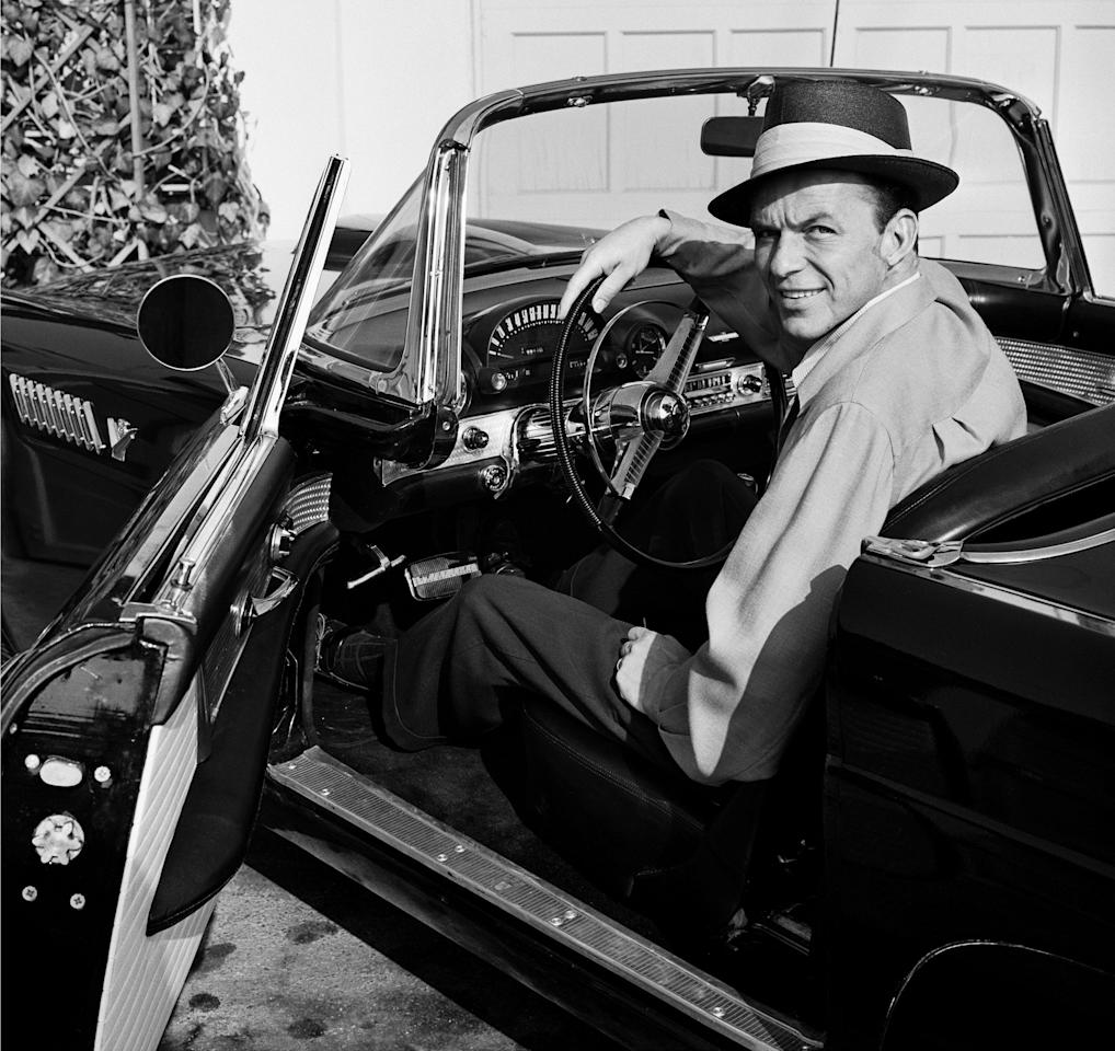 <p>A crooner, a ladies man, and, most of all, a Jersey boy: Frank Sinatra—or Old Blue Eyes, as many called him—was the pinnacle of pop culture in the '40s and '50s. From his mega-successful music to his many salacious escapades, take a look back on the full life of Sinatra in photos. </p>