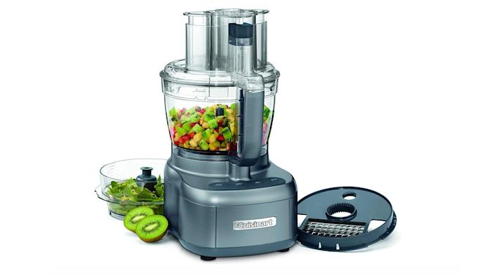 Best 30th birthday gift ideas: Cuisinart Stainless Steel 13-Cup Food Processor