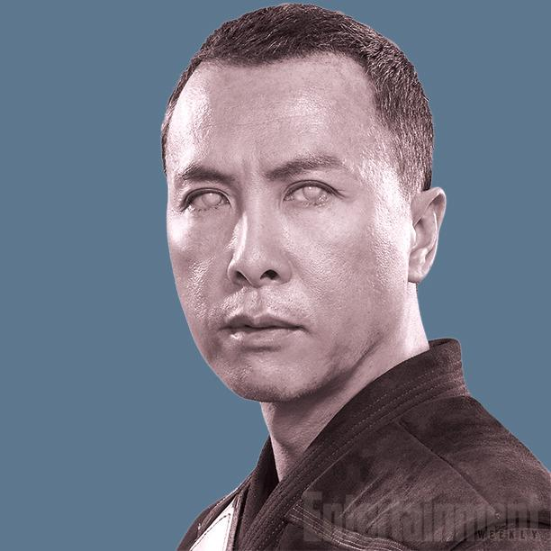 """<p>Pronounced chi-RUT, he's no Jedi, but he's devoted to their ways and has used his spirituality to overcome his blindness and become a formidable warrior. """"Chirrut falls into the category of being a warrior monk,"""" says Kennedy. """"He very much still believes in everything the Jedi were about."""" He maintains that belief even though the Jedi are no longer there to protect the galaxy. As director Gareth Edwards puts it: """"This idea that magical beings are going to come and save us is going away, and it's up to normal, everyday people to take a stand to stop evil from dominating the world."""" <i><b>Related:<a href=""""http://www.ew.com/article/2016/04/07/rogue-one-teaser-trailer-focuses-death-star-takedown-team"""">It's here! 'Rogue One' teaser trailer has finally arrived</a></b></i></p>"""