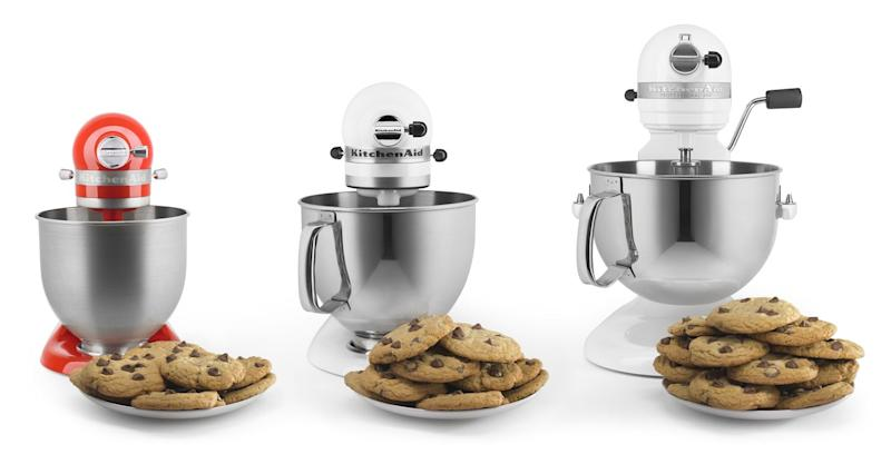 Photo credit: Courtesy of KitchenAid