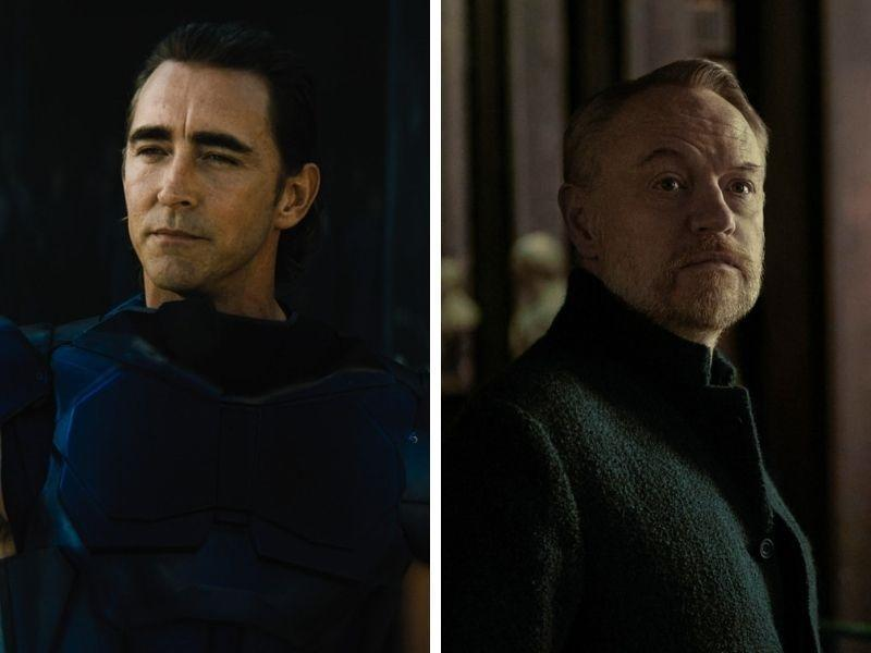 Lee Pace and Jared Harris play characters who are polar opposites in every conceivable way. — Picture courtesy of Apple