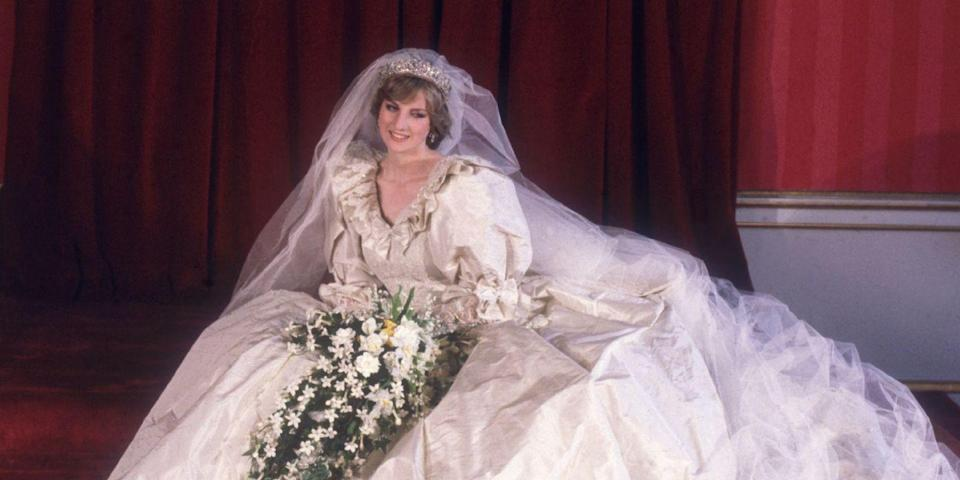 <p>In 1981, Michael, Christopher, Matthew, Jennifer, Jessica, and Amanda remained a big deal in the name game. That year, Diana made a big jump to No. 75, thanks to the wedding of Lady Diana Spencer to England's Prince Charles. </p>