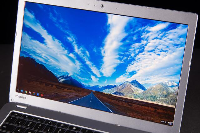 chrome os problems fixes toshiba chromebook cb screencu
