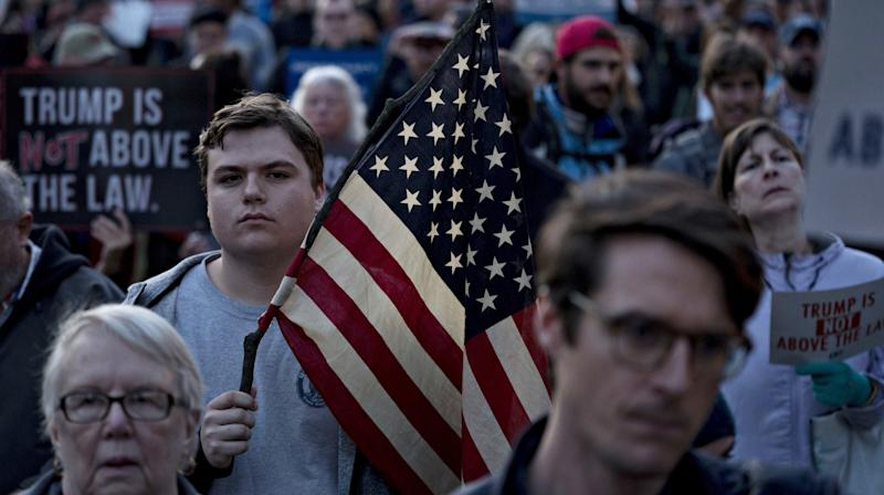 Record-Breaking Number Of Americans Want To Get Out Of U.S. Forever