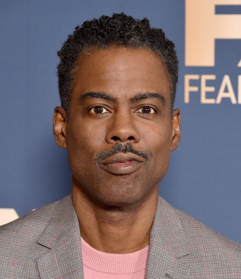 Chris Rock, newest member of the Silver Fox Club, is also now an official GQ Grooming God.