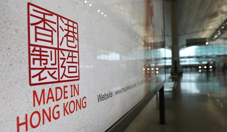 The United States' insistence that Hong Kong-produced goods be labelled 'Made in China' is being challenged by the city at the World Trade Organization. Photo: Nora Tam
