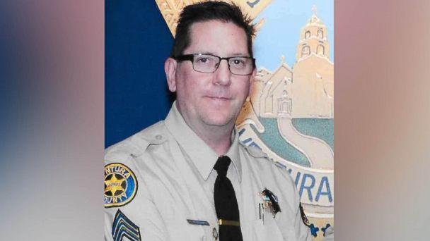 PHOTO: An undated photo of Ventura County Sheriff Sgt. Ron Helus, who was shot and killed in a mass shooting at a Thousands Oaks, Calif., bar, Nov. 7, 2018. (Ventura County Sheriff)