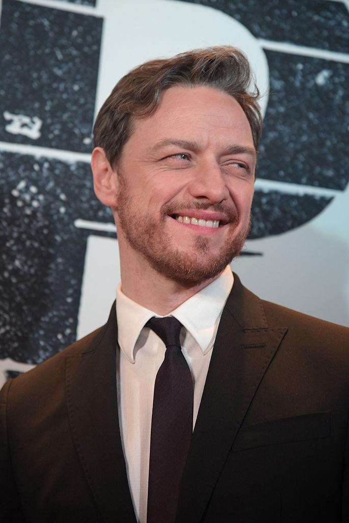 Five Times James McAvoy Proved He's the Life of the Party ...