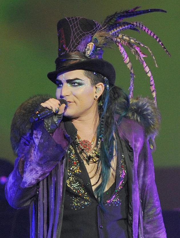 Adam Lambert photos: Reason #725 why you MUST love this man: he has incredible costumes.