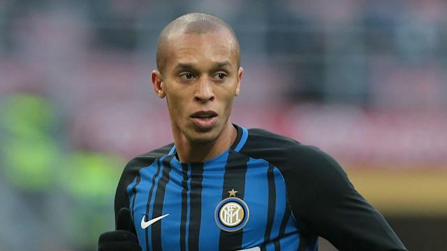 Miranda has handed Inter a boost after scans suggested the thigh injury he suffered in the warm-up at Udinese is not serious.