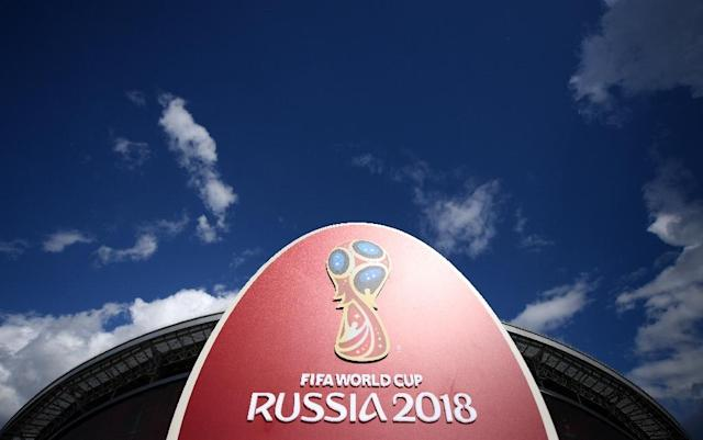 British Foreign Secretary Boris Johnson, however, stressed the government had no plans to stop the England side travelling to Russia for the World Cup (AFP Photo/FRANCK FIFE)