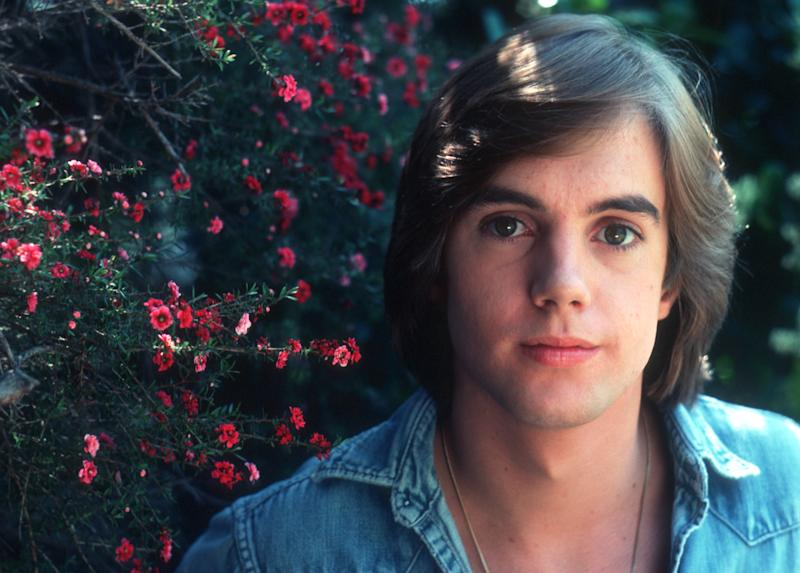 Shaun Cassidy in the late 1970s. (Photo: Michael Ochs Archives/Getty Images)