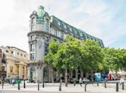 """<p>Set in the heart of Covent Garden, <a href=""""https://go.redirectingat.com?id=127X1599956&url=https%3A%2F%2Fwww.booking.com%2Fhotel%2Fgb%2Fone-aldwych.en-gb.html%3Faid%3D2070929%26label%3Dlondon-boutique-hotels&sref=https%3A%2F%2Fwww.redonline.co.uk%2Ftravel%2Fg504719%2Fboutique-hotels-london%2F"""" rel=""""nofollow noopener"""" target=""""_blank"""" data-ylk=""""slk:One Aldwych"""" class=""""link rapid-noclick-resp"""">One Aldwych</a> is a modern oasis with gorgeous interiors and a contemporary art collection. The pastel-coloured bedrooms are spacious and filled with natural light - perfect if you're after something incredibly calming in the centre of town.</p><p>You'll find two stylish restaurants: Indigo serving innovative, seasonal British dishes which are entirely dairy and gluten-free, and the informal Eneko Basque Kitchen & Bar serving up <a href=""""https://www.redonline.co.uk/travel/inspiration/g503338/six-of-the-best-uk-hotels-with-michelin-star-restaurants/"""" rel=""""nofollow noopener"""" target=""""_blank"""" data-ylk=""""slk:Michelin-starred"""" class=""""link rapid-noclick-resp"""">Michelin-starred</a> Spanish fare from chef Eneko Atxa. </p><p>While you're here, don't miss the Health Club, a subterranean sanctuary with an 18-metre chlorine-free swimming pool, sauna and steam room. One Aldwych is <a href=""""https://www.redonline.co.uk/travel/inspiration/g35033360/dog-friendly-hotels-london/"""" rel=""""nofollow noopener"""" target=""""_blank"""" data-ylk=""""slk:dog-friendly"""" class=""""link rapid-noclick-resp"""">dog-friendly</a> too and you can bring you four-legged friends for no extra cost. </p><p><a class=""""link rapid-noclick-resp"""" href=""""https://go.redirectingat.com?id=127X1599956&url=https%3A%2F%2Fwww.booking.com%2Fhotel%2Fgb%2Fone-aldwych.en-gb.html%3Faid%3D2070929%26label%3Dlondon-boutique-hotels&sref=https%3A%2F%2Fwww.redonline.co.uk%2Ftravel%2Fg504719%2Fboutique-hotels-london%2F"""" rel=""""nofollow noopener"""" target=""""_blank"""" data-ylk=""""slk:CHECK AVAILABILITY"""">CHECK AVAILABILITY</a></p>"""