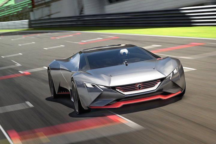 Meet the 875HP Peugeot Supercar That Puts F1 Cars to Shame