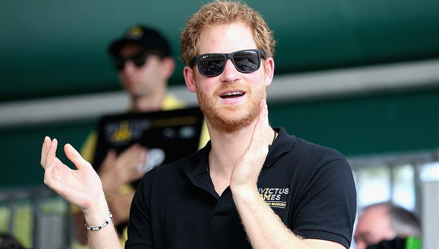 Prince Harry. Photo: Getty Images.
