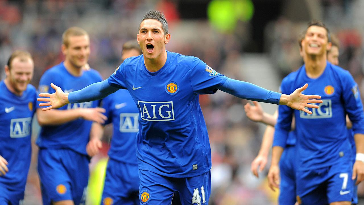 Eight years since 'that' goal on his United debut against Aston Villa, the life of Federico Macheda has taken a whirlwind turn of events.