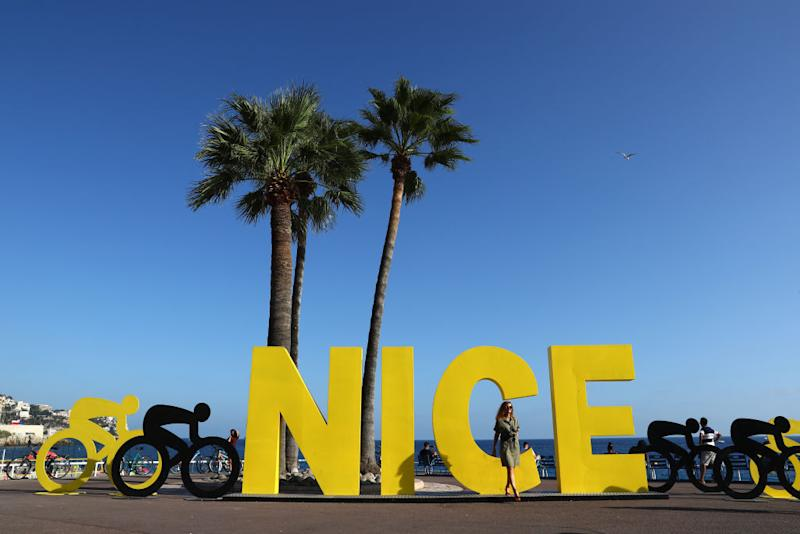 Nice is ready to welcome the 2020 Tour de France
