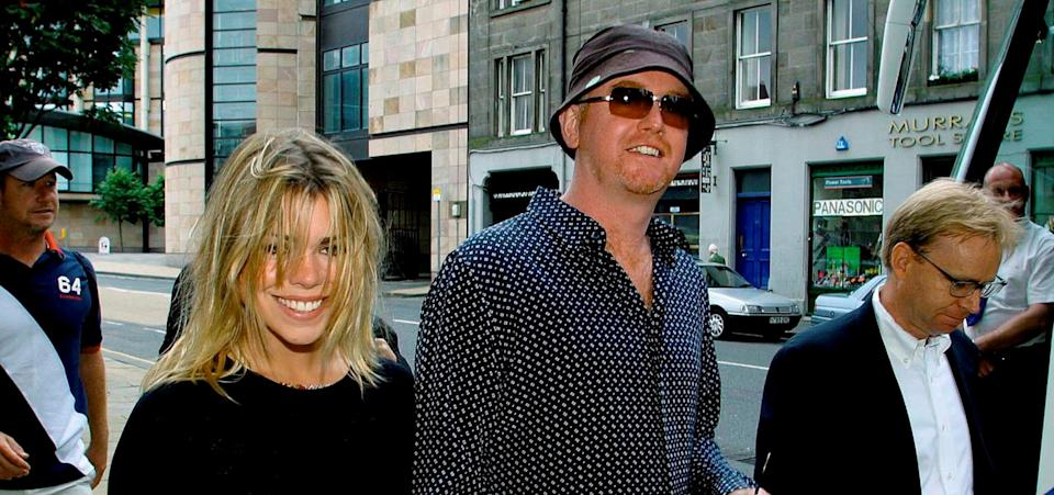 Billie Piper said she and Chris Evans 'got hammered' together for three years, (Getty Images)