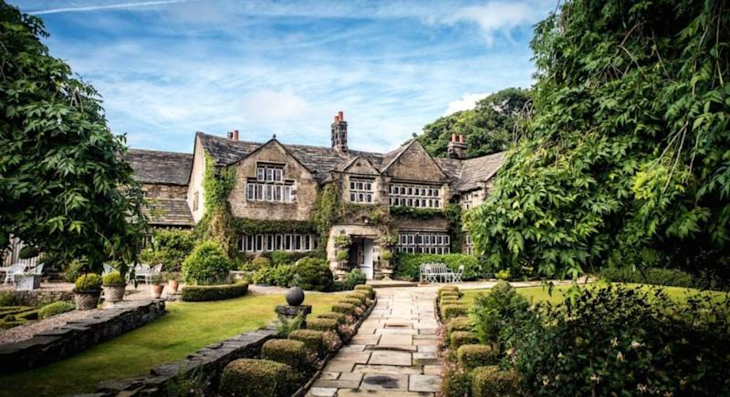 Holdsworth House Hotel is one of West Yorkshire's top hotels (Holdsworth House Hotel)