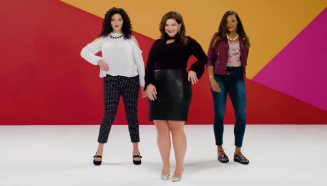 "The superstore chain is now calling plus-size ""Fabulously Sized."" (Photo: Kmart)"