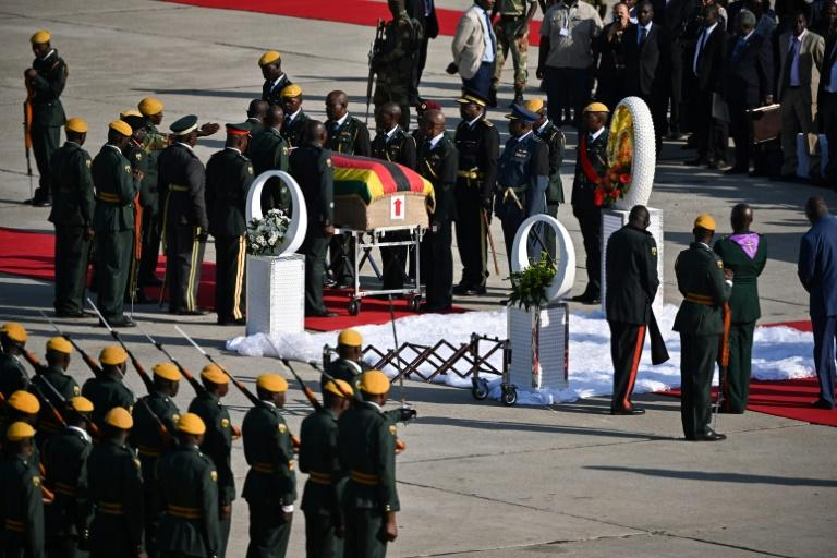 The family had said traditional chiefs in Mugabe's homestead would decide where he would rest