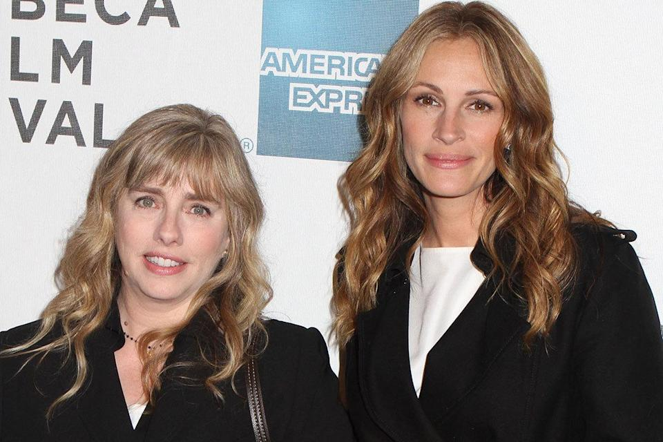 Lisa Roberts Gillan – sister of Julia Roberts: 'Maid In Manhattan' and 'Mona Lisa Smile' actress Lisa also guest-starred alongside her sister in an episode of 'Friends' (Credit: Rex)