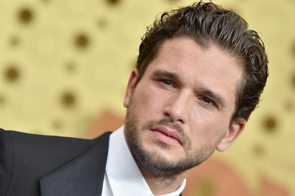LOS ANGELES, CALIFORNIA - SEPTEMBER 22: Kit Harington attends the 71st Emmy Awards at Microsoft Theater on September 22, 2019 in Los Angeles, California. (Photo by Axelle/Bauer-Griffin/FilmMagic)